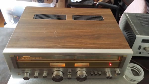 G-3000 Sansui Pure Power Stereo Receiver