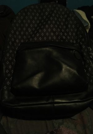 Leather All black Coach Bag for Sale in Brooklyn Park, MD