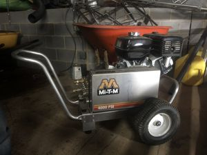 Honda pressure washer 4000 psi for Sale in Chantilly, VA