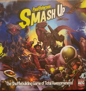 Smash Up Card Game for Sale in Waterloo, IA