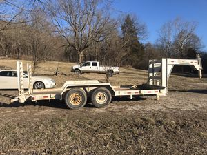 gooseneck trailer for Sale in Wildwood, MO
