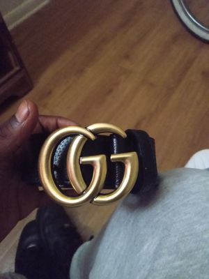 Band new Gucci belt size 110-44 for Sale in Portsmouth, VA