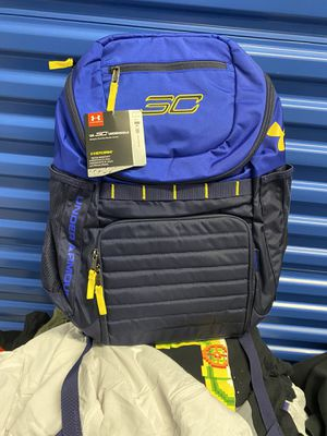 Curry under armor bookbag backpack for Sale in The Bronx, NY