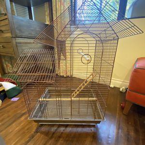 Simple Cute Bird Cage for Sale in Rancho Palos Verdes, CA