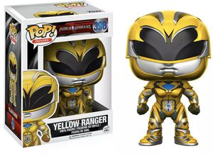 Funko POP Movies: Power Rangers Yellow Ranger Toy Figure for Sale in Phillips Ranch, CA