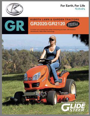 KUBOTA GR2110 3L Diesel 21hp for Sale in Miami, FL