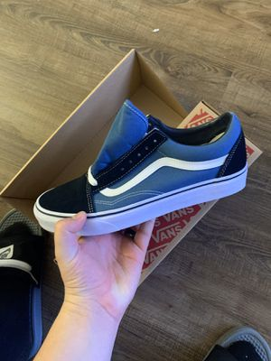 Vans old skools for Sale in San Jose, CA
