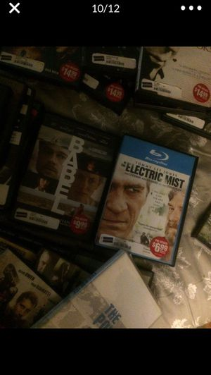 Blu ray dvd for Sale in Inglewood, CA