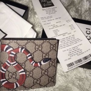 Gucci Snake Wallet for Sale in Pittsburgh, PA