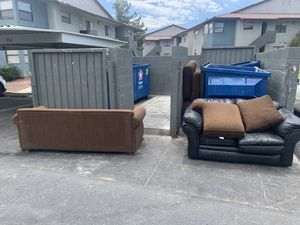 Free couches for Sale in Las Vegas, NV