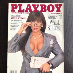 PLAYBOY Magazine | August 1989 Issue for Sale in Long Beach, CA