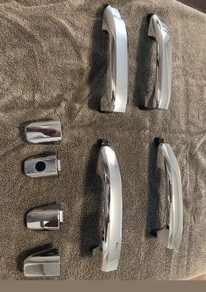 2014 to 2018 Chevy or GMC Silverado Sierra Oem chrome door handles for Sale in Charter Township of Berlin, MI