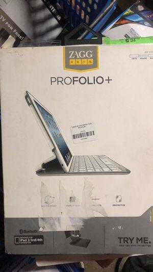 Zagg profolio+ for Sale in Fresno, CA