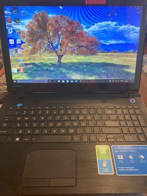 Toshiba Satellite 15.6in Laptop for Sale in Orlando, FL