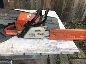 Selling two chainsaws for Sale in Riverdale Park, MD