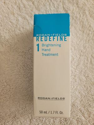 Rodan & Fields Brightening Hand Cream for Sale in Ontario, CA