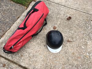 Baseball equipment everything $10 gloves bats ball helmet and more for Sale in Springfield, PA