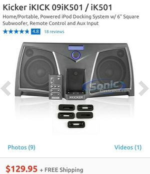 New and Used Stereo system for Sale in San Angelo, TX - OfferUp