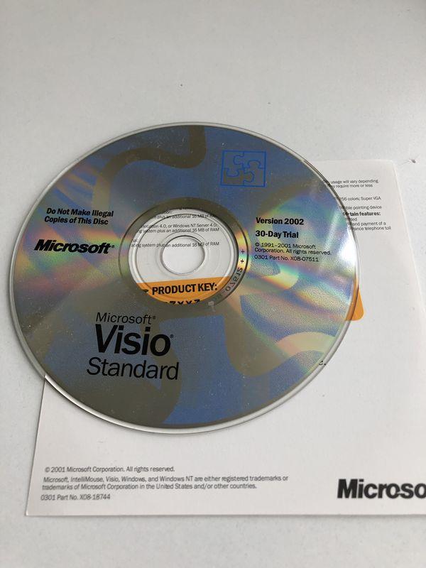 Microsoft Visio Standard