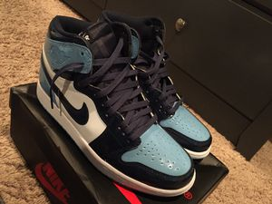 "Jordan 1 ""Unc Patent 1s"" Size: 10 for Sale in Miami, FL"
