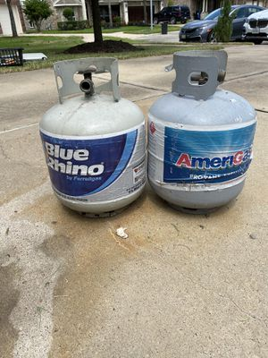 Empty Propane Tanks for Sale in Sugar Land, TX