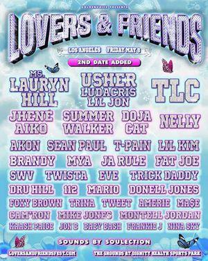 Lovers & Friends Festival GA Ticket for Sale in Goodyear, AZ