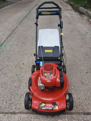 """Self Propelled PUSH Button Start Lawn Mower LBSN Toro Recycler 22"""" cut for Sale in Tampa, FL"""