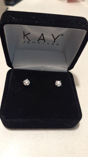 1/4 carat tw Diamond Earrings/Studs for Sale in Las Vegas, NV