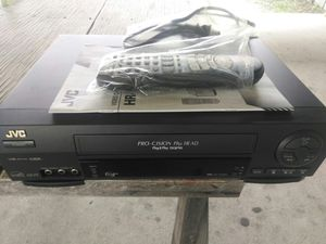 VCR player for Sale in Savannah, GA