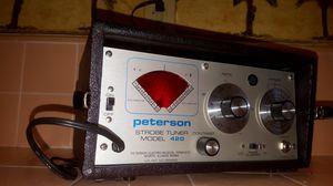 1970s Peterson Strobe Tuner 420 for Sale in Covina, CA