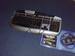 Microsoft & ps4 call of duty ww3 season pass for Sale in Gardena, CA