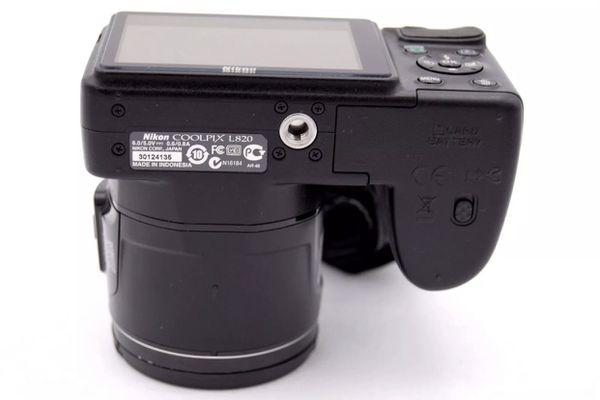 Nikon Coolpix L820 BLACK