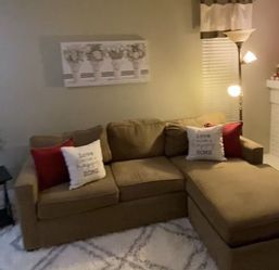 Sofa Bed Couch: Full New Mattress! $reduced 350 for Sale in Ontario,  CA