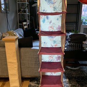Hanging Closet Organizer for Sale in Brooklyn, NY