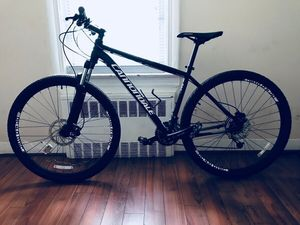 Cannondale Hardtail Mountain Bike Matte Black for Sale in Brooklyn, NY
