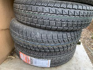 Trailer tire ST205/75r14 for Sale in Severn, MD