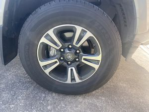 "Toyota Tacoma rims 17"" for Sale in Federal Way, WA"