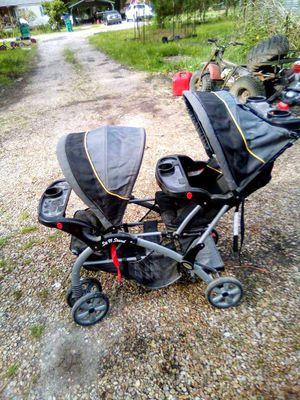 Bugaboo double stroller for Sale in Walker, LA