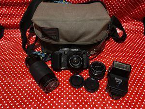 Konica FS-1 Film Camera for Sale in Morrow, GA
