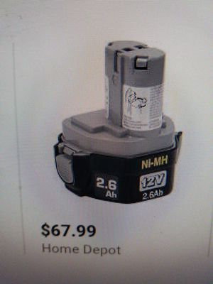 Makita Batteries for Sale in San Diego, CA