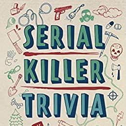 Serial Killer Trivia Book, Interesting Facts! for Sale in La Verne, CA