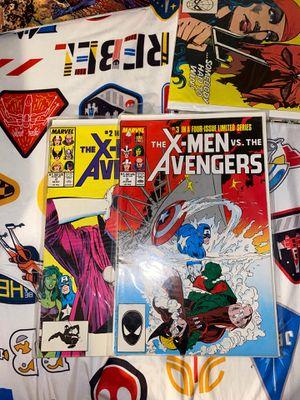X-men can avengers comics! for Sale in Las Vegas, NV
