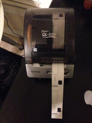 P-Touch QL-500 Label Printer for Sale in Alexandria, VA