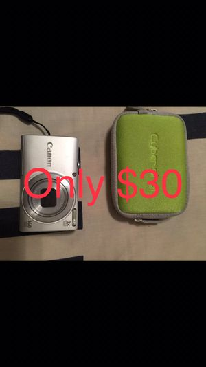 Canon Cybershot 16MP digital camera. 16GB memory card. Battery charger included. 100% working. for Sale in West Palm Beach, FL