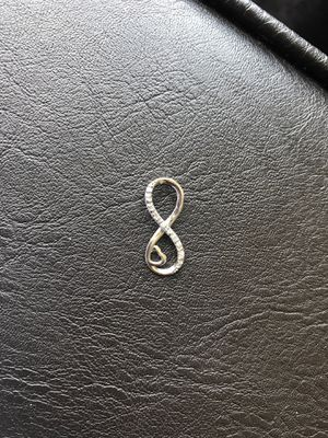 Real diamond necklace charm for Sale in Columbus, OH