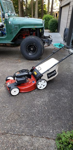 Lawn mower for Sale in Canby, OR