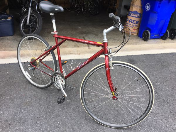 gt bike