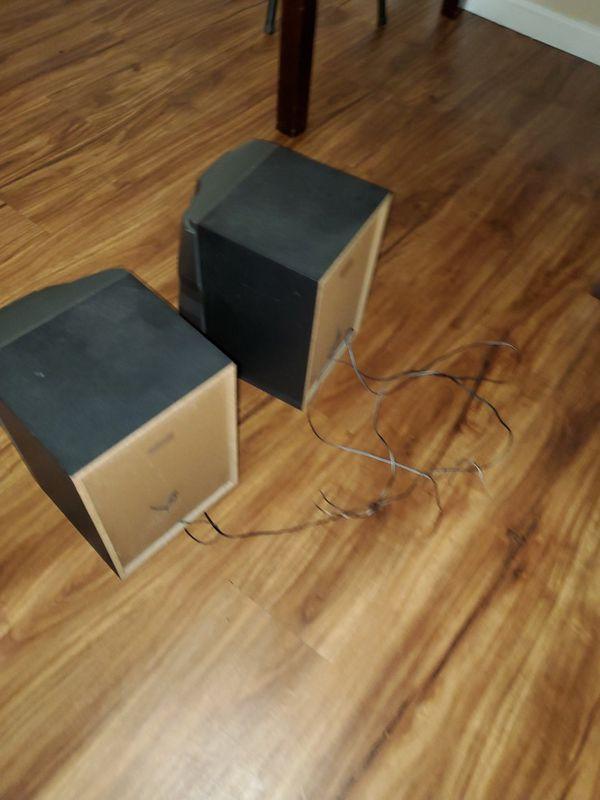 Speaker set