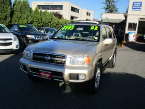 2002 Nissan Pathfinder for Sale in Lynnwood, WA