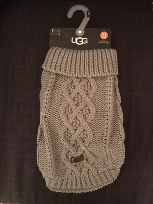 UGG dog sweater for Sale in Tacoma, WA